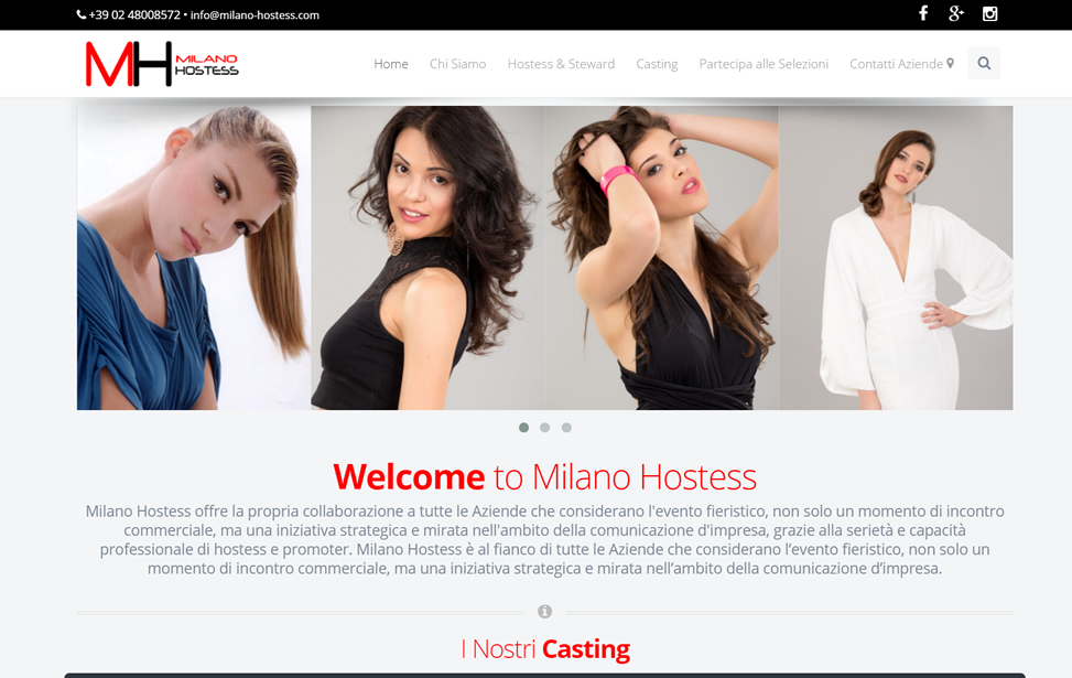 Milano Hostess